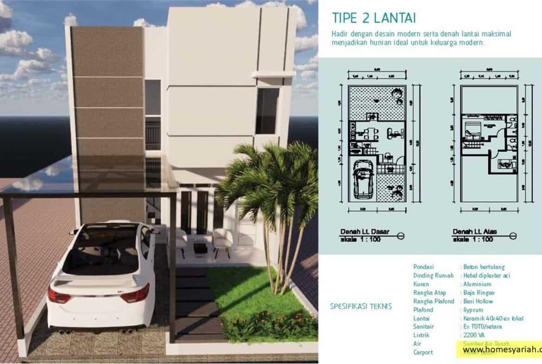 www.homesyariah.com-perumahan-syariah-pamulang-tangerang-selatan-sakeena-residence-pamulang-002